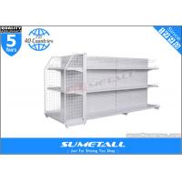 Wholesale Grey Store Display Fixtures / Shop Display Stands For Pharmacy & Drug Stores from china suppliers