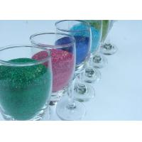 Wholesale PET Chrismas Decoration Screen Printing Glitter Powder / Cosmetic Chunky Glitter Powder from china suppliers