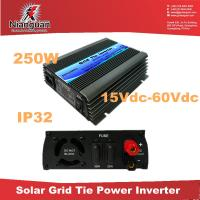 Wholesale solar power inverter/off-grid solar inverter/DC-AC power inverter for solar(250 W ) from china suppliers