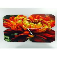 Wholesale Flower Shaped Picture Frame Clocks from china suppliers