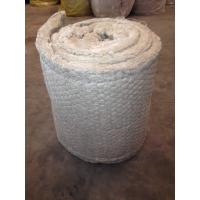 Quality Flexible Rockwool Insulation Blanket Fire Proof 25mm - 150mm Thickness for sale