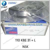 Wholesale NSK 110KBE31+L Double Row Matched Tapered Roller Bearing from china suppliers