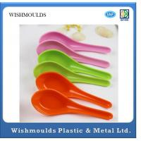 Wholesale Eco Friendly Plastic Injection Mould Service Disposable Plastic Spoon / Forks from china suppliers