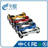 Wholesale 6.5 inch 2 Wheels Self Balancing Board e-scooter electric scooter With Bluetooth from china suppliers
