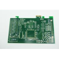 Quality Gold Plated Controlled Impedance PCB Board 24 Layer Double Sided for sale