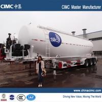 Wholesale cimc tri-axle 60 tons cement silo trailer for sale from china suppliers