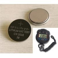Wholesale Electronic Watches 3V Coin Battery High Drain 20 * 3.2mm  Long Life from china suppliers