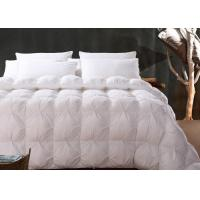 Wholesale 13.5 Tog Duck Feather And Down Double Duvet King Size / Queen Size For Home from china suppliers