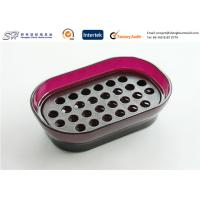 Wholesale Injection Moulding Plastic Houseware bathroom soap holders Polycarbonate (PC) from china suppliers
