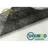 Buy cheap Black Fusible Fleece Interfacing , Bonding Fabrics Fusible Webbing from wholesalers
