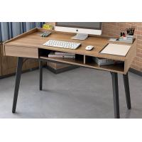 Wholesale Solid Wood Student Desktop Computer Desk / Bedroom Nordic Desk Learning Table from china suppliers