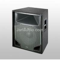 Buy cheap 15'' Stage Audio Equipment , Pro Carpet Speaker With Remote , Sd from wholesalers