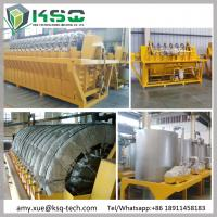 Wholesale Ore Dewatering Mining Filter Ceramic Disc Filter 8% Cake Moisture from china suppliers