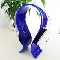 Wholesale Acrylic Material Headphone Display Show Stand Headphone Holder from china suppliers