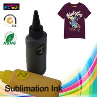 Wholesale vivid color high heat Transfer rate printing Sublimation Ink for phone case mug t shirt, from china suppliers