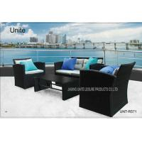 Wholesale Poolside Outdoor Garden Furniture Sets Table And Chairs With Cushion from china suppliers