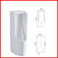 Wholesale discount ceramic jet water standing male hanging corner urinals toilet from china suppliers