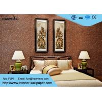 Wholesale Sound Proof Removable Kids Wallpaper / Grey Modern Style Wallpaper , CE ISO Standard from china suppliers