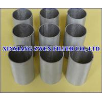 China Sintered Porous Filter Tube for sale