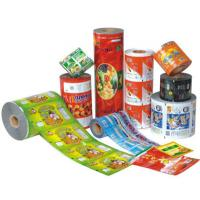 Wholesale Food grade pvc printed shrink film / label , wrap around water bottle labels from china suppliers