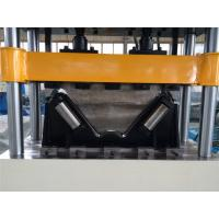 Wholesale Manual Decoiler K Span Roll Forming Machine For Roofing Building Single Chain from china suppliers