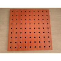 Buy cheap Perforated acoustic panel from china from wholesalers