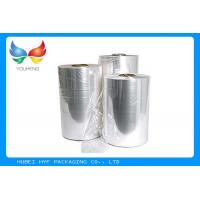 Wholesale Plastic PVC Heat Shrinkable Film Rolls Blow Molding Processing For Glass Bottle Labels from china suppliers