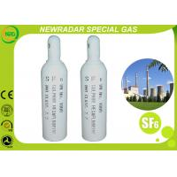 Wholesale Inert Electronic Gases SF6 Sulfur Hexafluoride Non Flammable UN 1080 from china suppliers