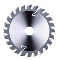 Wholesale TCT Saw Blade for Scoring Saw Blade from  80mm to 200mm with low noise expansion  slots from china suppliers