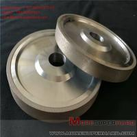 Wholesale Carbide processing by metal bond diamond grinding wheel Alisa@moresuperhard.com from china suppliers