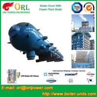Wholesale Once Through CFB Boiler Drum High Temperature / High Pressure Drum from china suppliers