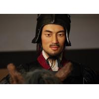 Wholesale Custom Made Poly Resin Historical Wax Figures / Scuplture For Indoor Playground from china suppliers