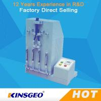 Wholesale AC220V, 50Hz, 80W Textile Testing Equipment For Metal / Plastic 35kg from china suppliers