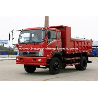 Wholesale SINOTRUK 4x2 Howo Dump Truck Truck Right Hand Drive Vehicles With 6.5m³ Bucket from china suppliers