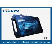 Wholesale Microwave HDMI Handheld COFDM Receiver With 10 Inches HD Monitor from china suppliers