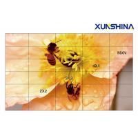 Wholesale 700 Nits High Brightness 55 Video Wall Display MxN Seamless For Bars from china suppliers