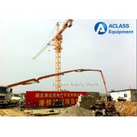 Wholesale Remote Control Topkit Hammerhead Tower Crane ,  4 Ton 47m Luffing Boom Tower Crane from china suppliers