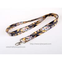 Quality Exhibition Meeting Dye Sublimation Lanyard, Gifts Promotion Custom Logo Printed Dye Printing Lanyard for sale