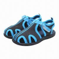 Wholesale Children's Sandals with Multi-spendex Upper and TPR Outsole from china suppliers