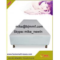 Wholesale Wood Hotel bed base or foundation from china suppliers