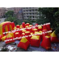 Wholesale Red Inflatable Sport Games from china suppliers