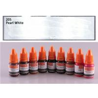 Wholesale Pearl White Color Permanent Tattoo Ink For Sclap Micropigmentation from china suppliers
