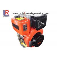 Wholesale Air - Cooled Industrial Diesel Engines , Manual Start High Performance Diesel Engines from china suppliers