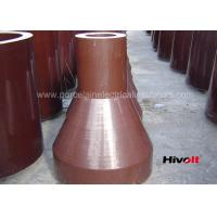 Wholesale White / Brown / Grey Color Hollow Core Insulators For Dust Precipitators from china suppliers