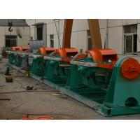 Wholesale 3phase 5wires Coil Wrapping Machine With 60r/Min Ring Speed , Anti-Rust Tape from china suppliers