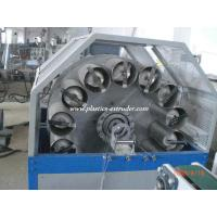 Wholesale PVC Plastic Pipe Extrusion Braided Fiber Reinforced Hose Making Machine from china suppliers