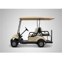 Wholesale 48V Battery Powered Four Person Golf Cart With Pure Electric Power Dongfeng from china suppliers
