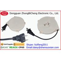 Wholesale National 2 pin Flat Rice Cooker Retractable Cord charger cable 102*18 mm from china suppliers