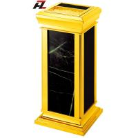 Wholesale Royal Lobby Waste Bin and Ash Tray-Standing Ashtray from china suppliers