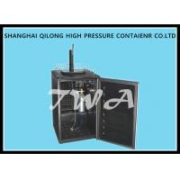 Wholesale Bottoms Up Beer Making Machine Beer Cooler Contemporary Black & Chrome from china suppliers